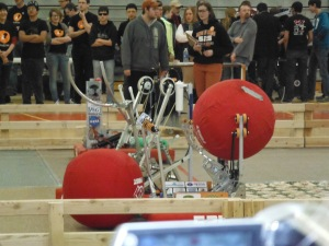Robotics Scimmage